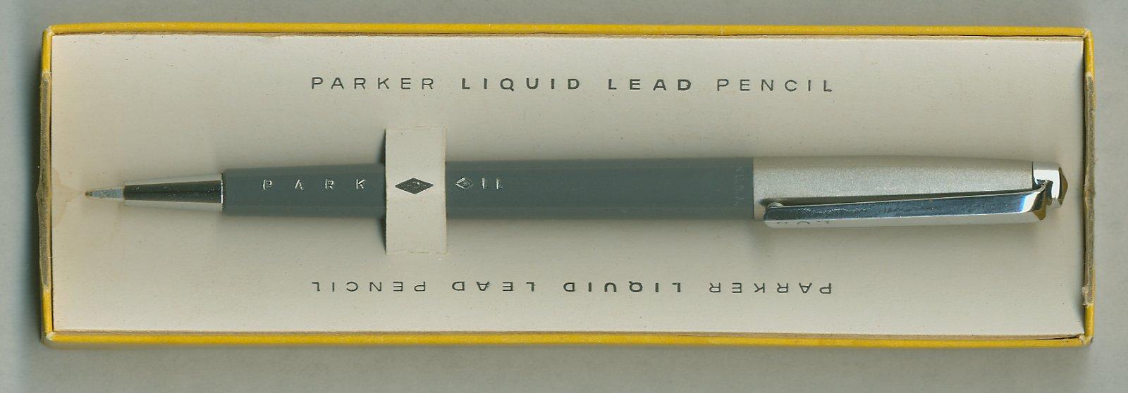 Liquid Lead Pencil Penlibrarycom Parker Liquid Lead Pencil